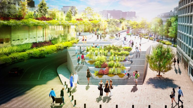 Architects To Jointly Create A Scenic Public Park In Mexico City-13