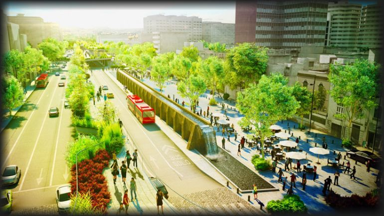 Architects To Jointly Create A Scenic Public Park In Mexico City-2