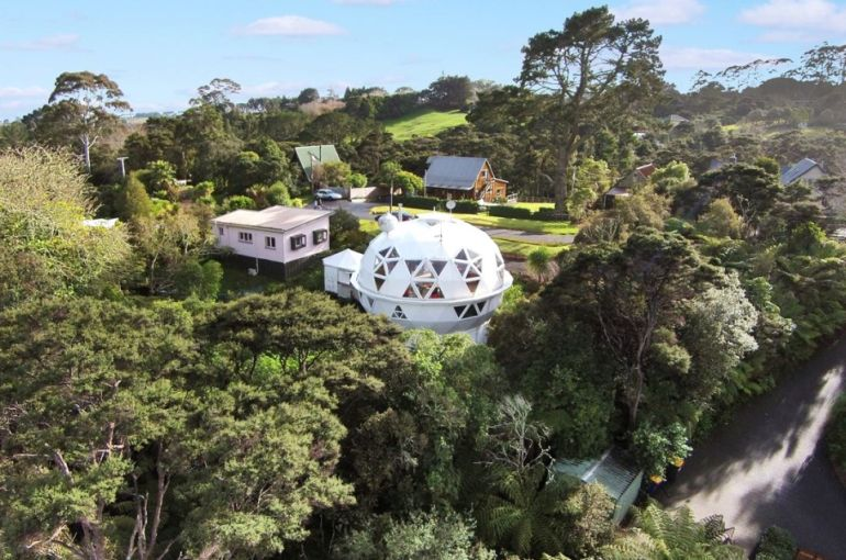Auckland_Dome House_Geodesic_2