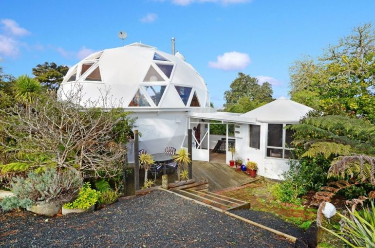 Auckland_Dome House_Geodesic_4