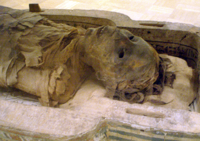 Embalming in Ancient Egypt Involved Forceful Opening of Mouths-3