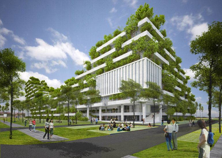 FPT University to Get Tree-Filled Campus In Ho Chi Minh City-1