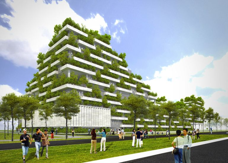 FPT University to Get Tree-Filled Campus In Ho Chi Minh City-2