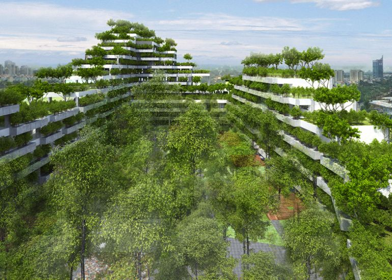 FPT University to Get Tree-Filled Campus In Ho Chi Minh City-4