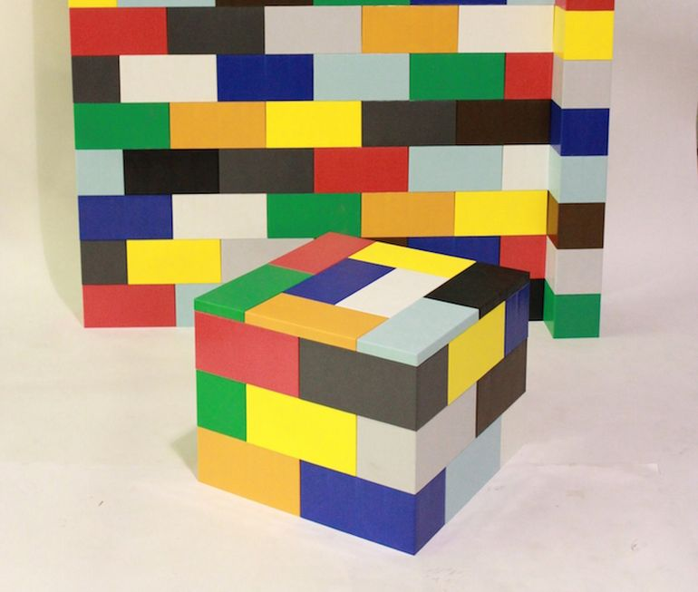 Giant LEGO Bricks Can Be Used To Build Life-Sized Objects-8