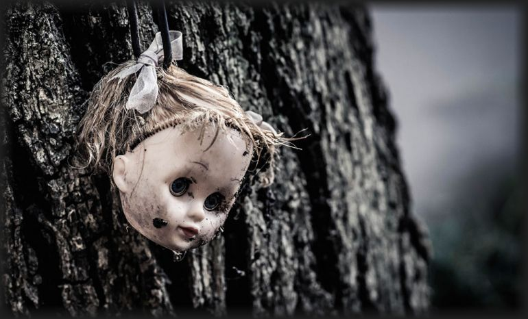 Mexico's Island Of The Dolls Is Home To 1500 Mutilated Dolls-5