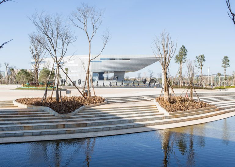 Museum-for-Qujing-Culture-Center-by-Hordor-Design-Group-and-Atelier-Alter-1