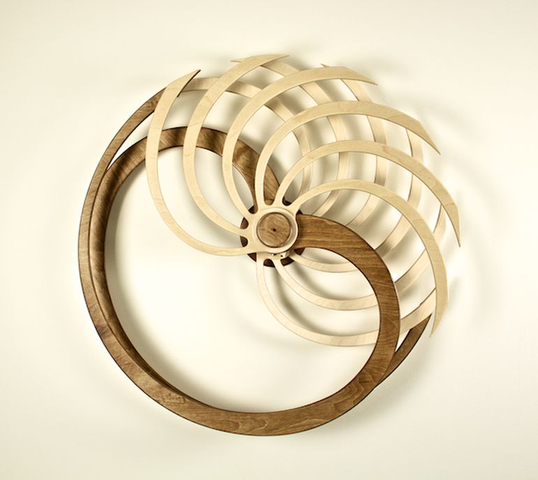 Amazing Kinetic Sculptures Run 24 Hours On A Single Wind-4