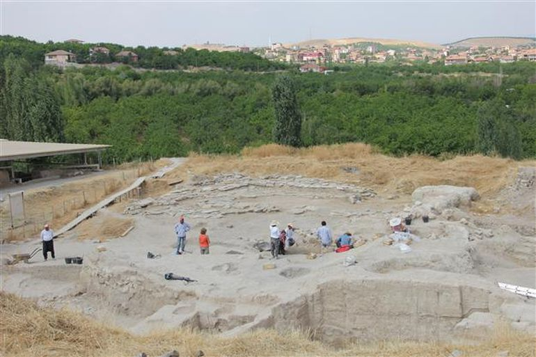 Ancient Palace In Turkey Points To The Origins Of State System-1