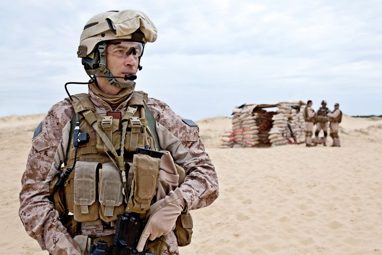 BAE To Develop Bone Conduction Helmets For Soldiers -2