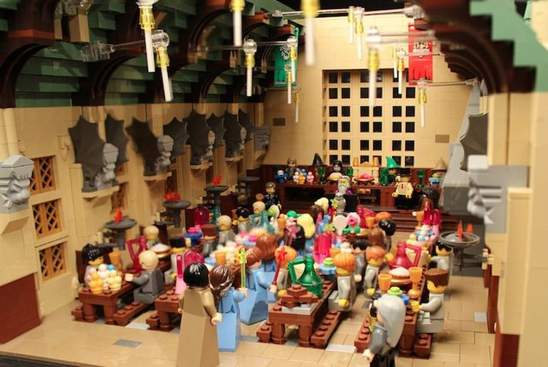 Biggest_LEGO_Creations_Hogwarts_2