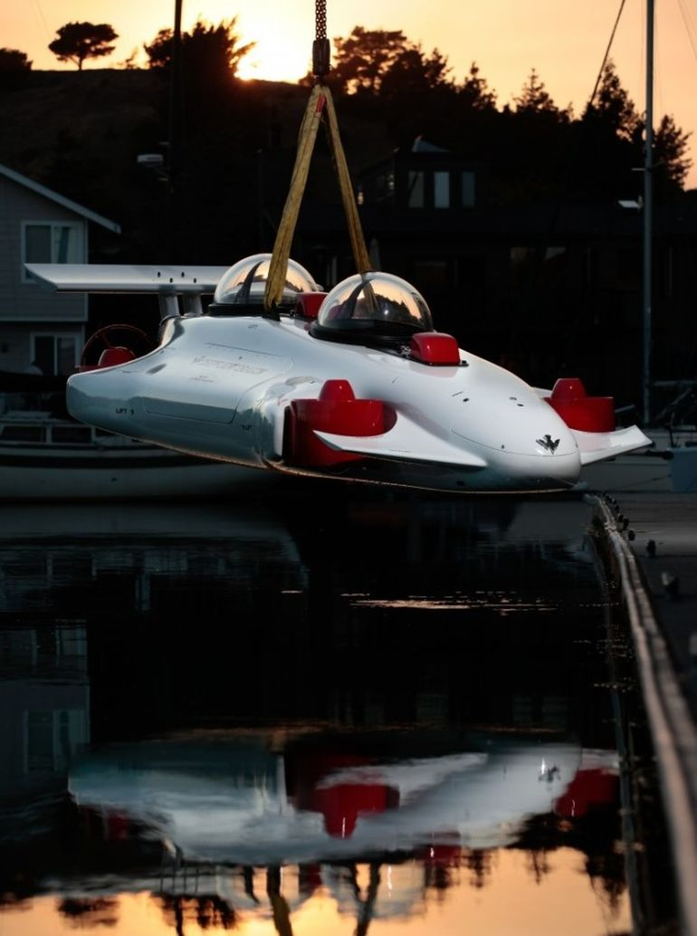 DeepFlight Build $1.5 Million Luxury Submarine Called Dragon-7