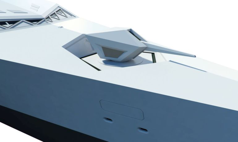 Dreadnought 2050 A Drone-Controlled Warship Of The Future-5