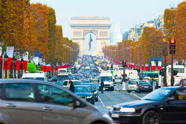 Paris To Go Car-Free To Encourage Sustainable Transportation-2