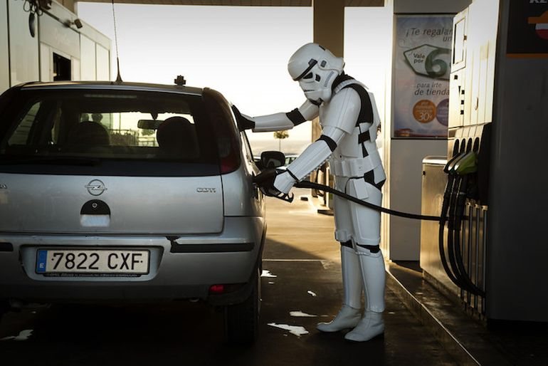 Photos Show The Startlingly Ordinary Lives Of Stormtroopers-10