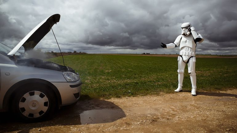 Photos Show The Startlingly Ordinary Lives Of Stormtroopers-11
