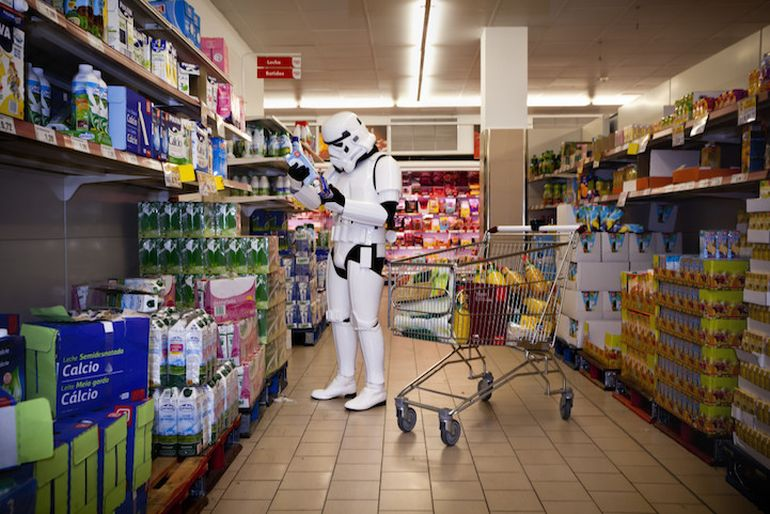 Photos Show The Startlingly Ordinary Lives Of Stormtroopers-2