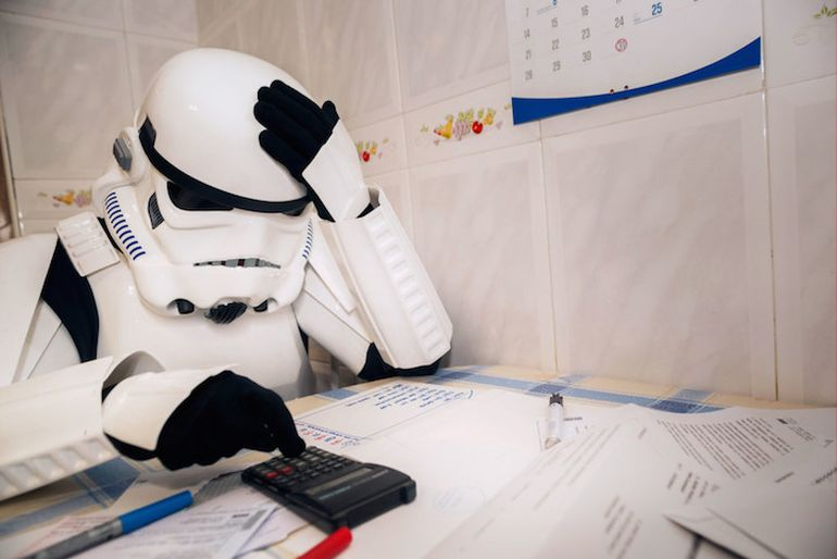 Photos Show The Startlingly Ordinary Lives Of Stormtroopers-8