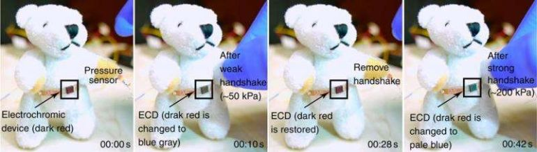 Stretchable_Color-Changing_E-Skin_Stanford_3
