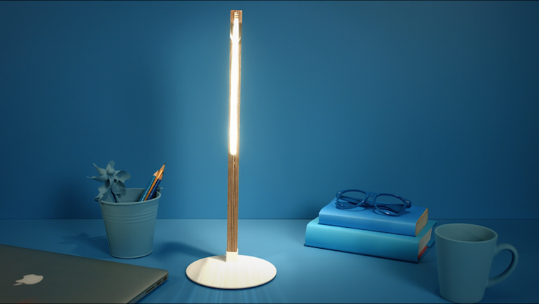 The Stunning 3D Optical Illusions Of The New BULBING Lamps-5
