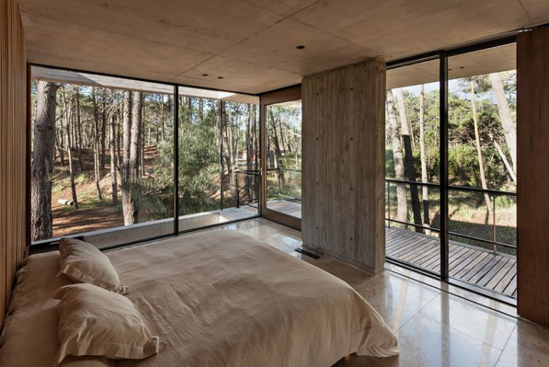 The Stunningly Rustic Marino House In Buenos Aires-6