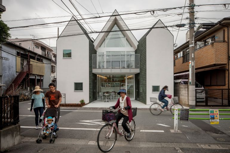 Tokyo-based Architects Design House That Can Be Shrunk In Size-1