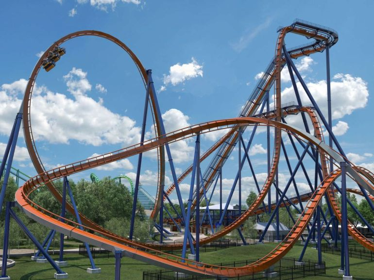 Valravn_Rollercoaster_World_Record_Cedar_Point_2