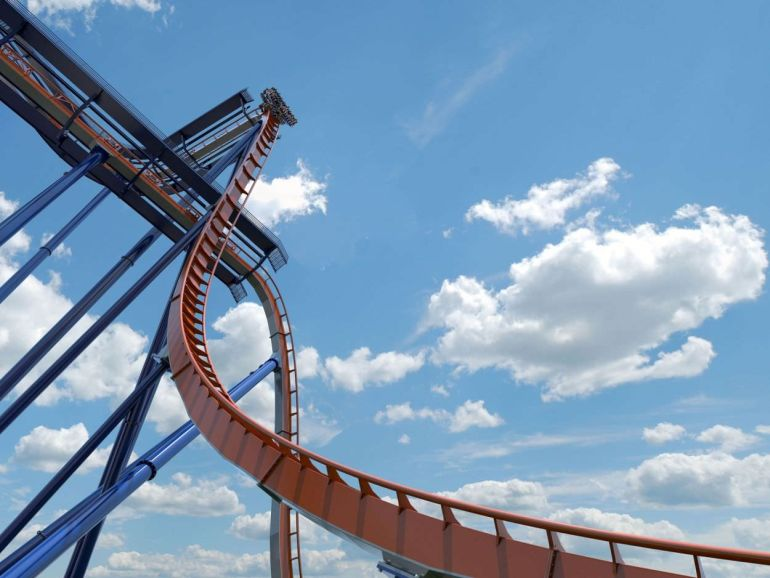 Valravn_Rollercoaster_World_Record_Cedar_Point_5