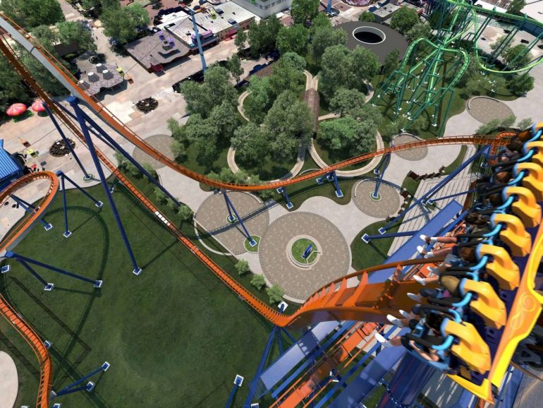 Valravn_Rollercoaster_World_Record_Cedar_Point_6