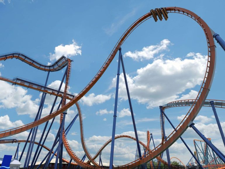 Valravn_Rollercoaster_World_Record_Cedar_Point_7
