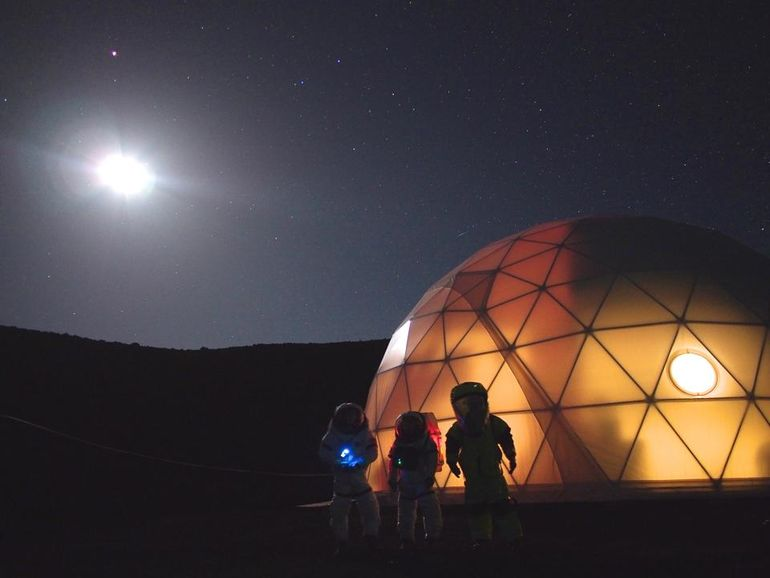 Volunteers Embark On A Year-Long Simulated Mars Mission-7