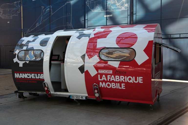 3X An Innovative, Expandable Teardrop Trailer By Beauer--2
