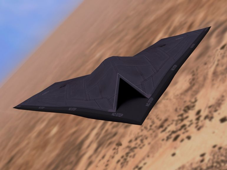 BAE's Taranis Combat Drone Is Undetectable To Radar-3