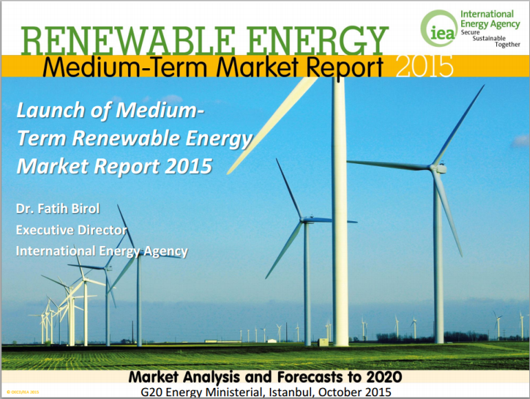 By 2020, 26-Percent Of The World Will Run On Renewables-1