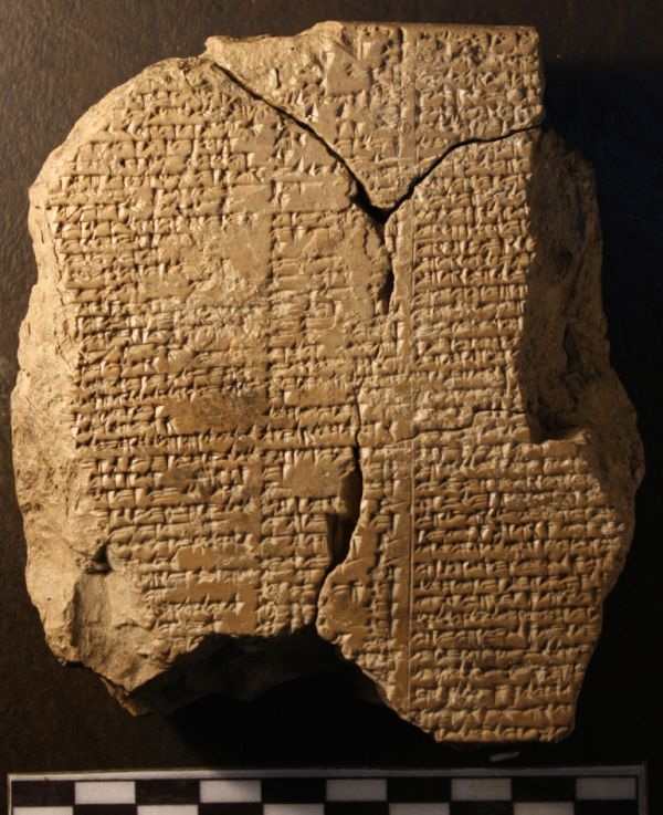 New_Clay_Tablet_Epic_of_Gilgamesh