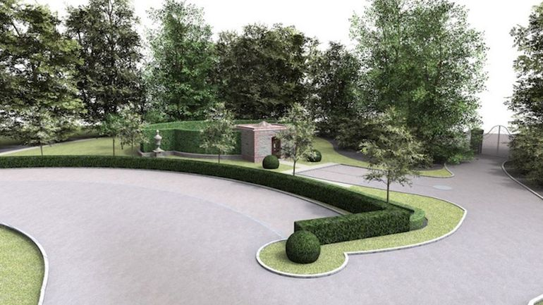 Perdu An Underground Mansion With Eco-Friendly Features-3