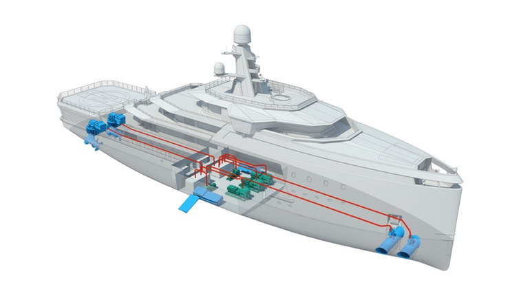 SeaXplorer A $150 Million Yacht That Can Gash Through Icebergs-4