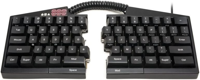 Split Keyboard Could Improve Our Productivity At Work-1