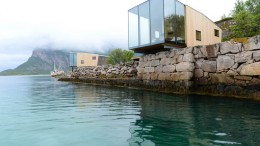 The Stunning Cantilevered Cabins At Manshausen, Norway-1