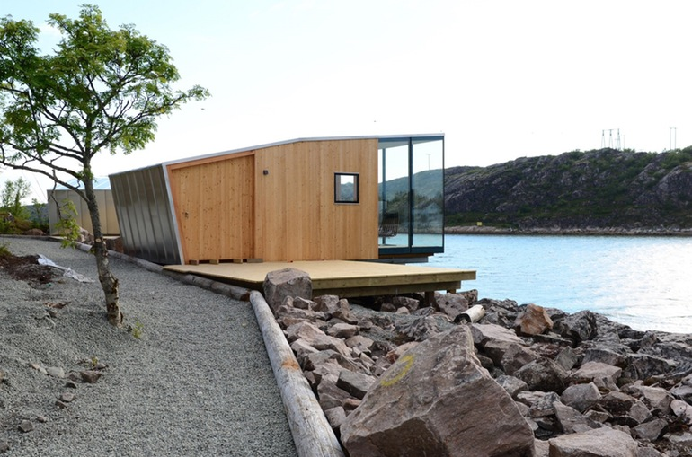 The Stunning Cantilevered Cabins At Manshausen, Norway-5