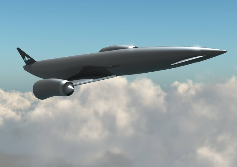 BAE Partners With Reaction Engines To Build Hypersonic Rocket Engine-1