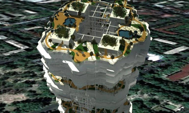Cloud_City_Skyscraper_Futuristic_Urban_Highrise_2