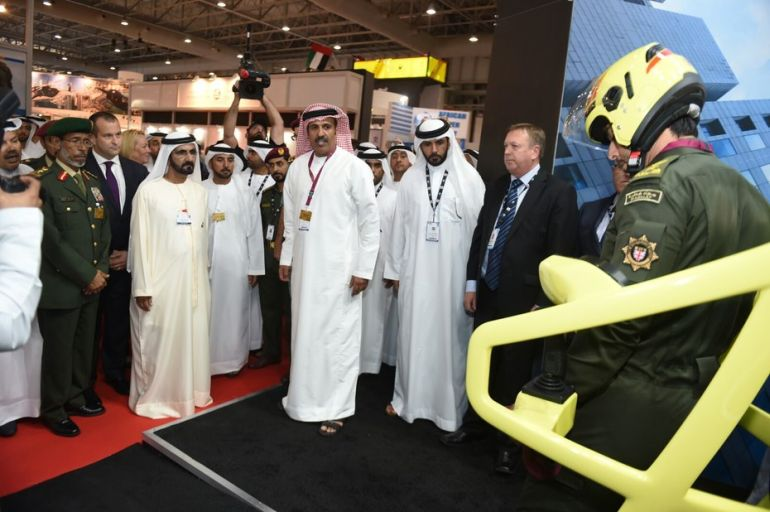 Dubai TO Equip Firefighters With Specially-Designed Jetpacks-3