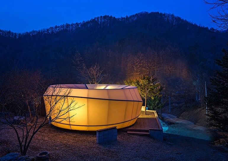 Go Gl&ing With These Glamorous Tents By ArchiWorkshop-1 & Go Glamping In These Glamorous Tents By ArchiWorkshop