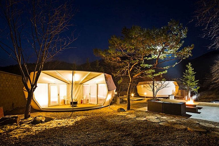 Go Glamping With These Glamorous Tents By ArchiWorkshop-5