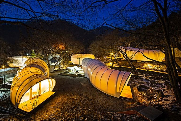 Go Glamping With These Glamorous Tents By ArchiWorkshop-6