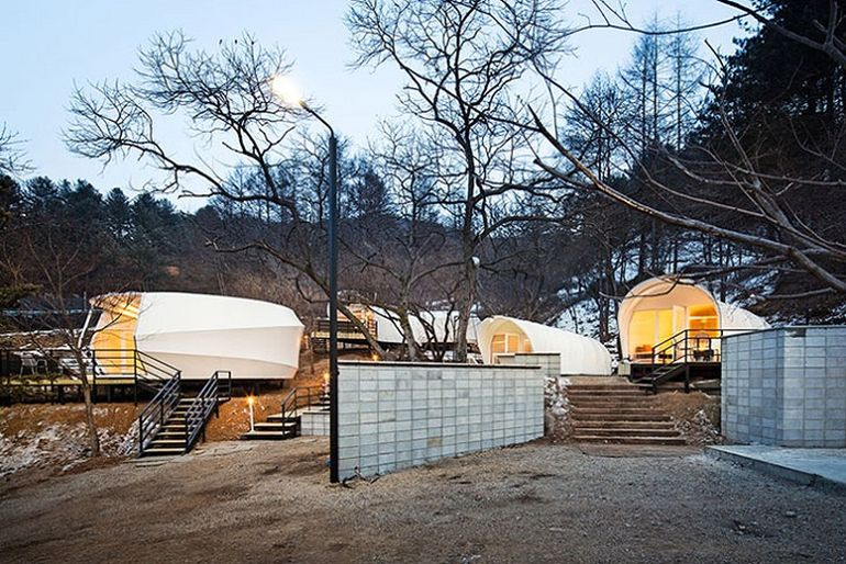 Go Glamping With These Glamorous Tents By ArchiWorkshop-7