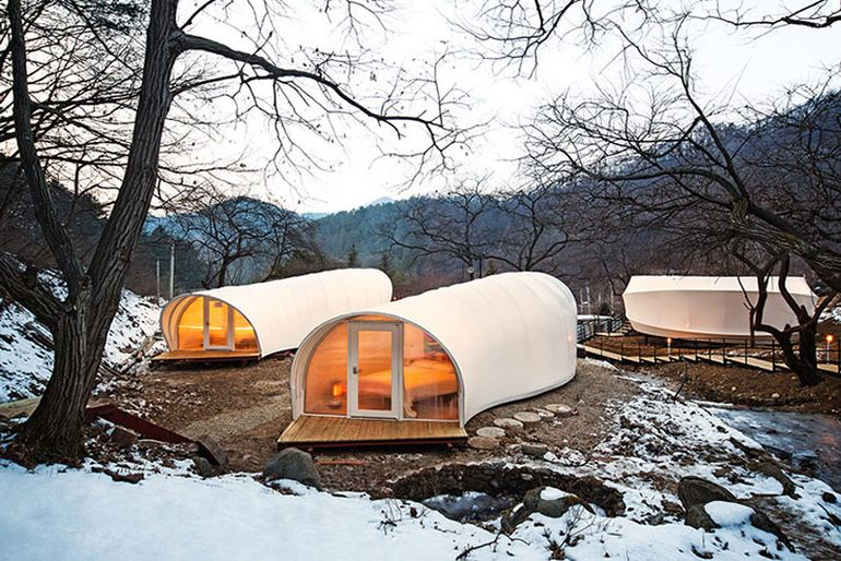 Go Glamping With These Glamorous Tents By ArchiWorkshop-8