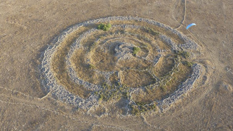 Middle East Home To Mysterious Stonehenge-Like Monument-3