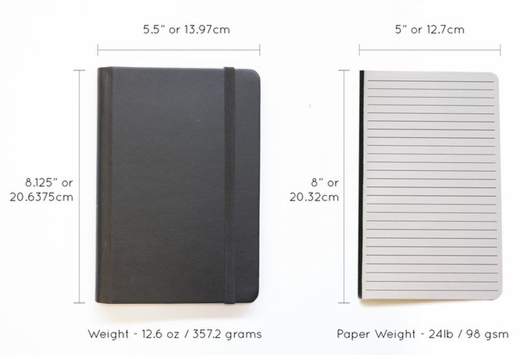 Rekonect World's First Magnetic Notebook With Removal Pages-3